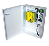 Net2 plus 1 door ACU with 2A PSU in steel cabinet
