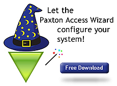 Paxton Access Wizard