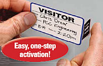 One Day Visitor Pass